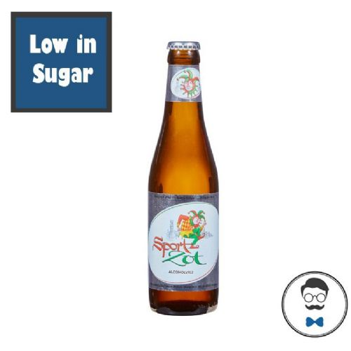 Zot Sport Alcohol Free Beer (0.4% ABV)